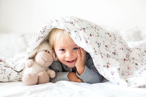 nguyên nhân trẻ không chịu ngủ trưa
