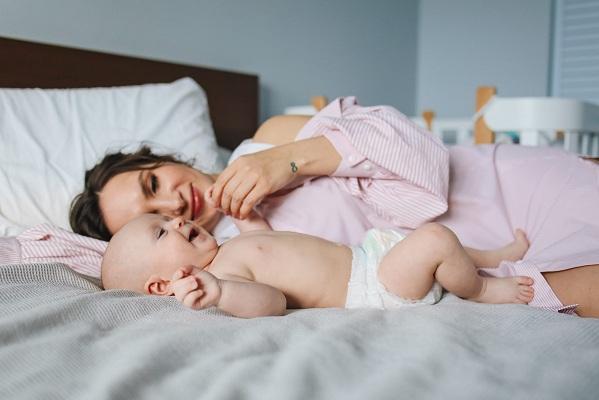 nợ ngủ ở trẻ sơ sinh
