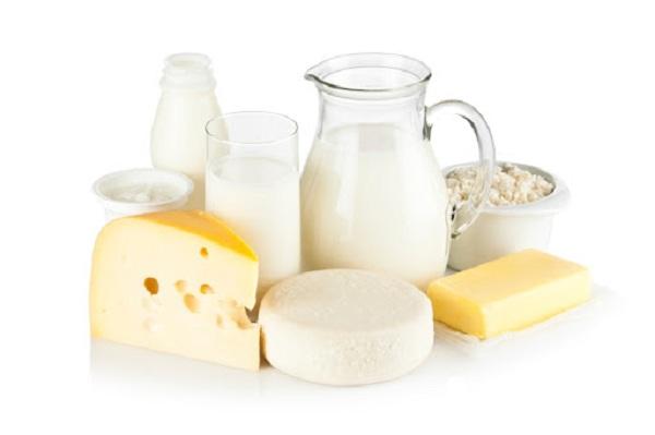 uống sữa và các sản phẩm từ sữa