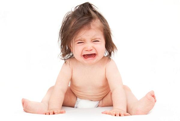 những tuần khủng hoảng của trẻ sơ sinh