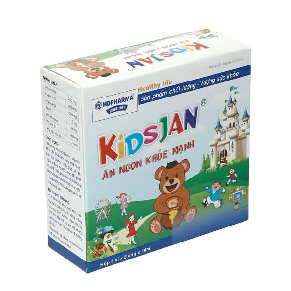 Kidsjan
