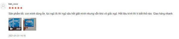 Review Sonno Bimbi