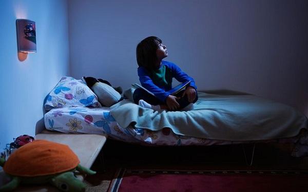 trẻ tự kỷ khó ngủ