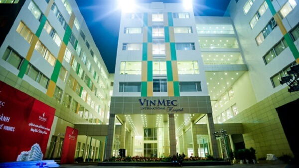 Bệnh viện Đa khoa Vinmec Times City