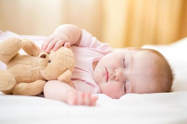 Giấc ngủ ngon tốt cho não bộ phát triển