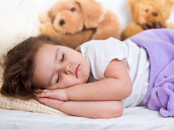 Cách giúp trẻ tăng động ngủ ngon